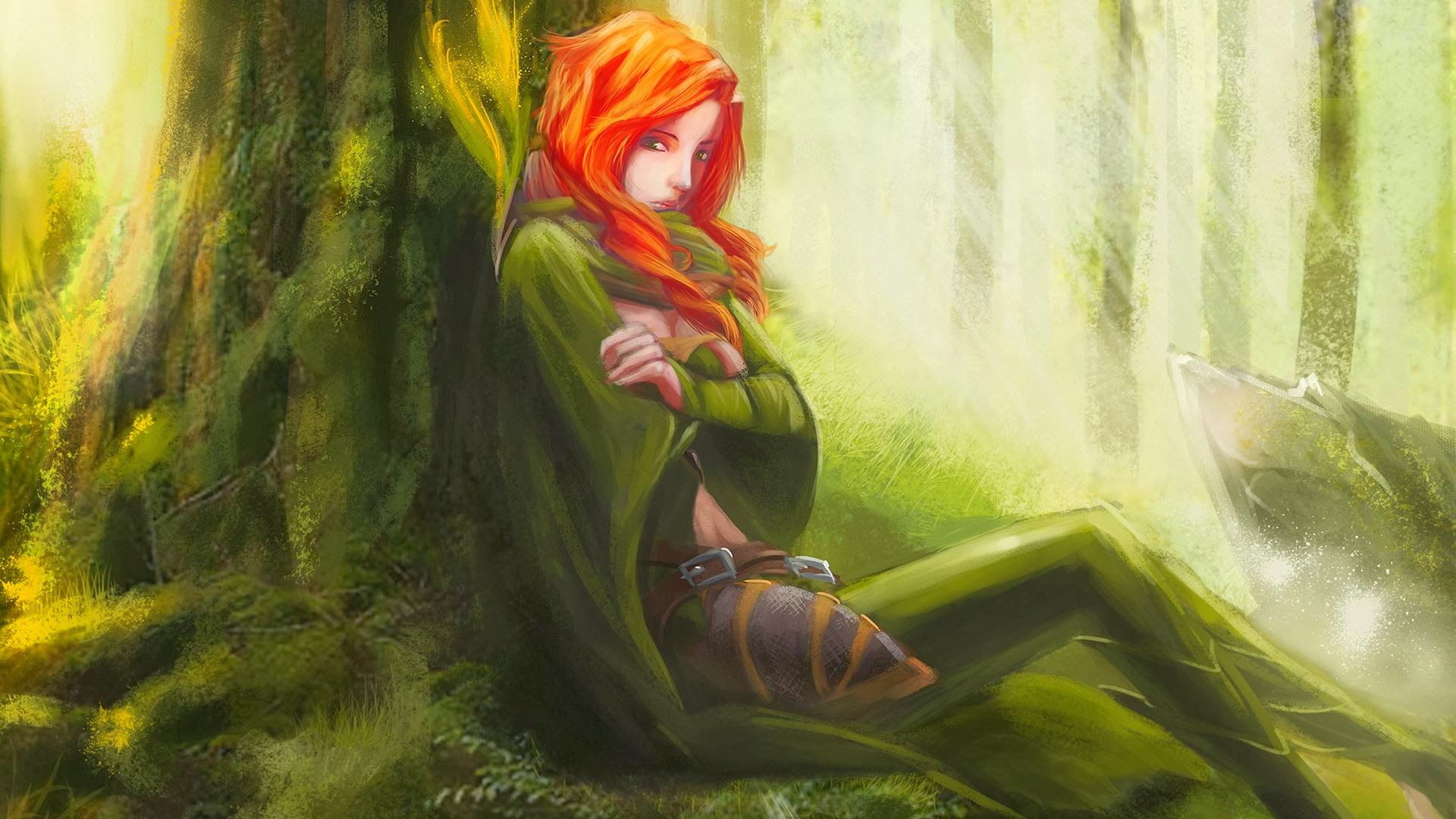 Dota 2 windrunner nackt hentay photo