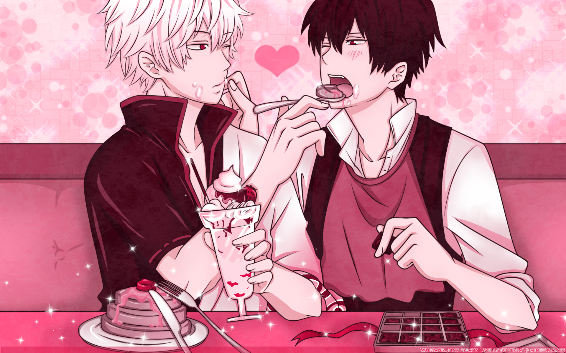 Anime gay couples posted by sarah cunningham